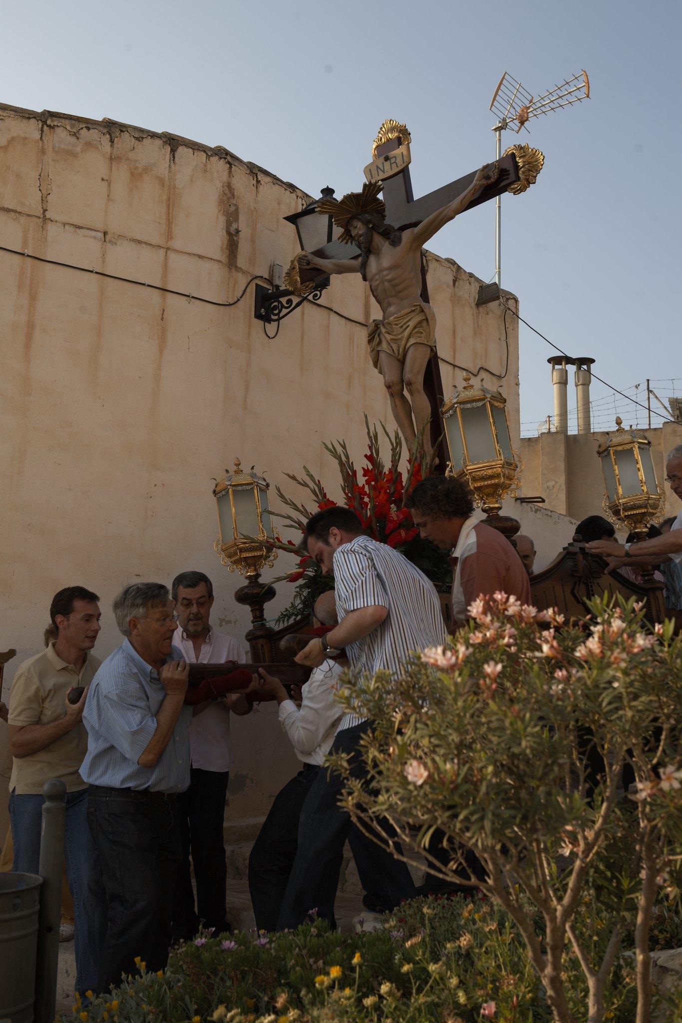 (2008-06-27) Vía Crucis de bajada - Heliodoro Corbí Sirvent (48)