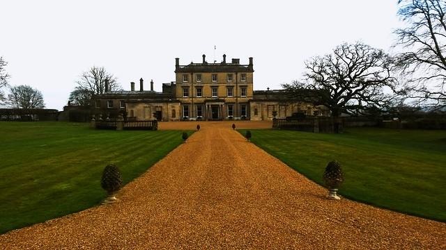 Somerley estate house