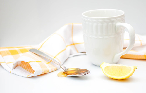 Honey With Lemon and Water | by wuestenigel