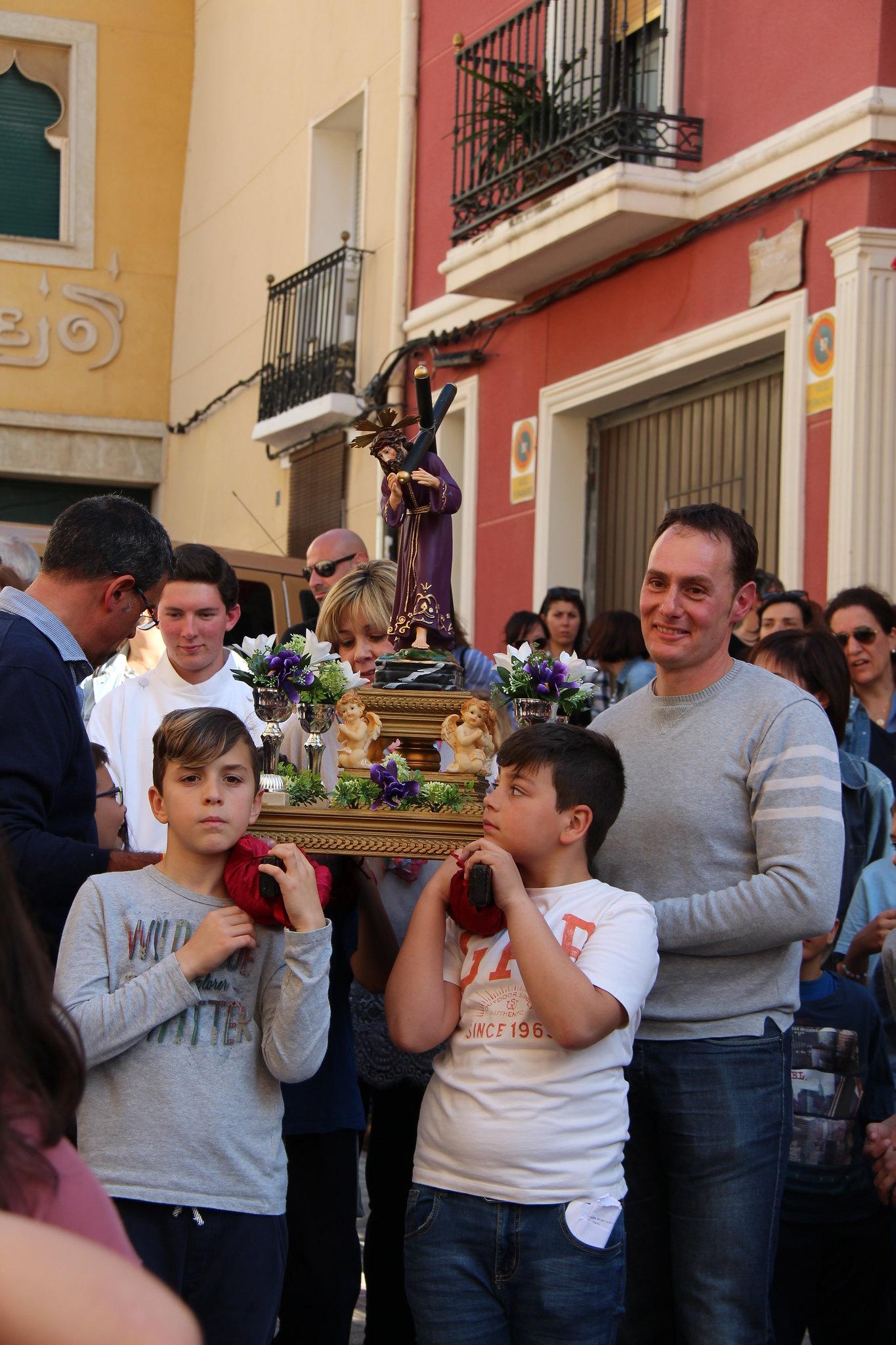 (2017-03-31) - I Vía Crucis jóvenes - Antonio José Verdú Navarro (42)