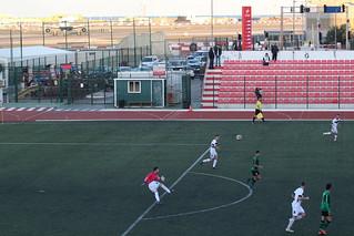 Europa FC v Gibraltar United - Victoria Stadium, Gibraltar Premier League, Sunday 3rd December 2017 | by CDay86