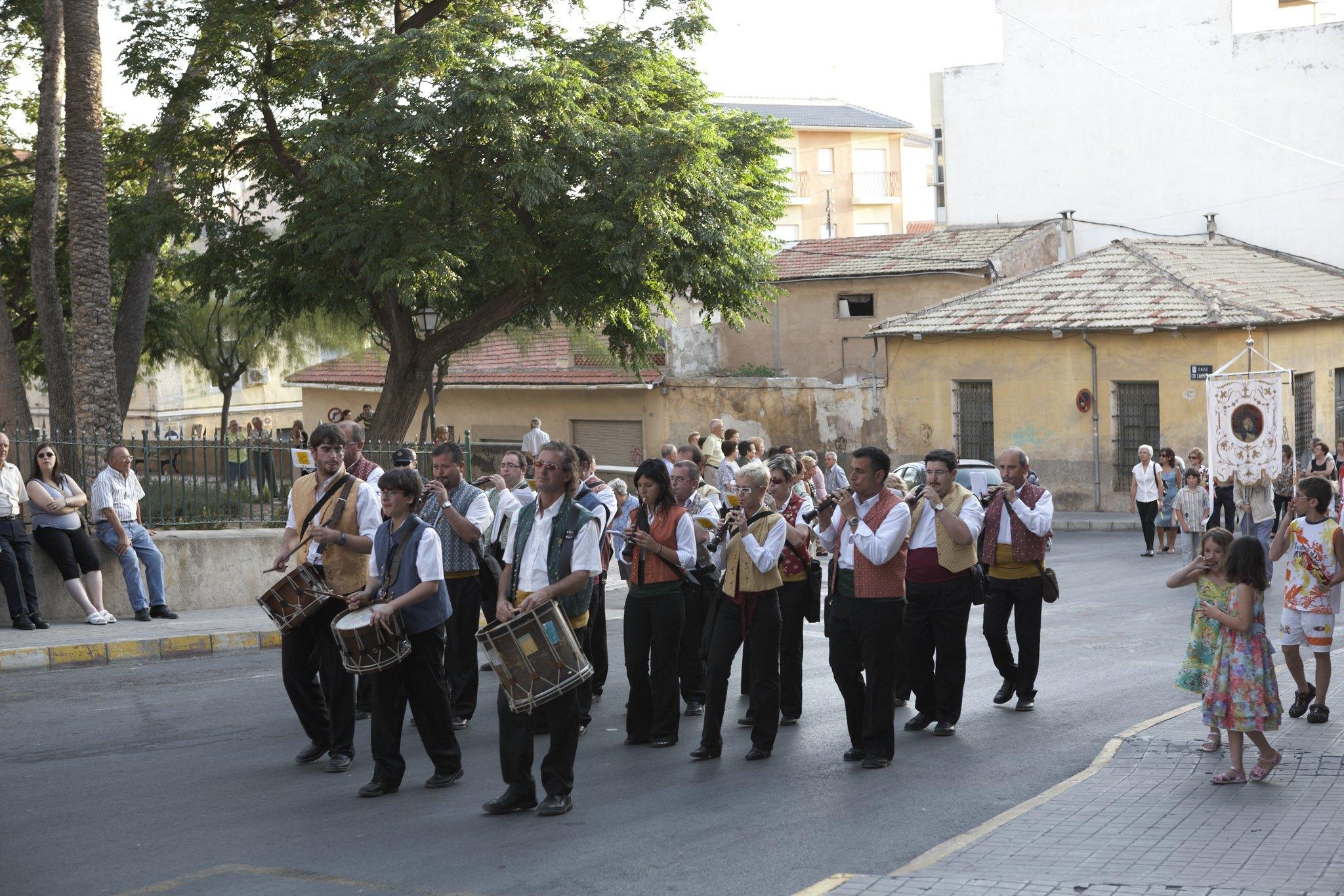 (2008-07-06) Procesión de subida - Heliodoro Corbí Sirvent (105)