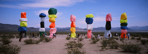 Seven Magic Mountains | by Travis Estell