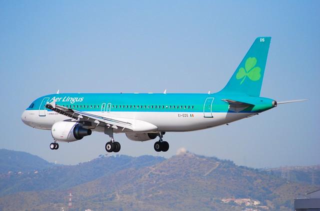 EI-EDS A320 Aer Lingus