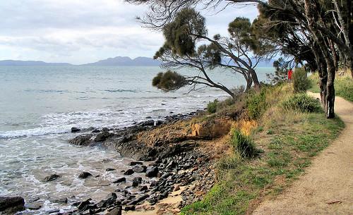 swansea hazards tas tasmania australia jeffc aussiejeff land water sky