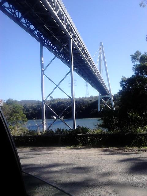 Batman Bridge, River Tamar, Tasmania 1968