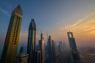 Downtown Dubai | by Michaela Loheit
