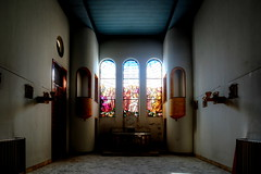 Asilo Santarelli Chapel