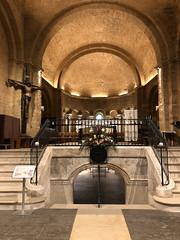 Saintes Maries de la Mer: Église de Notre-Dame-de-la-Mer