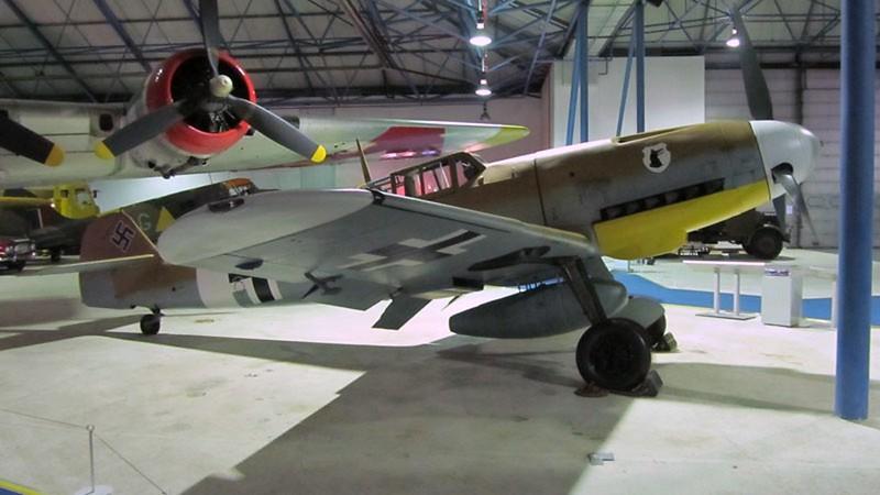 Messerschmitt Bf.109 G 1