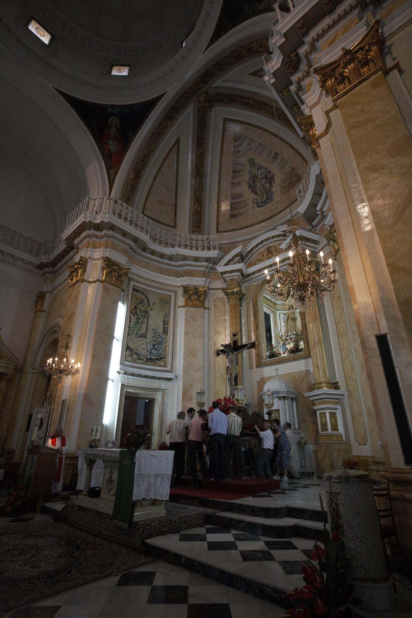 (2009-06-26) Vía Crucis de bajada - Heliodoro Corbí Sirvent (142)