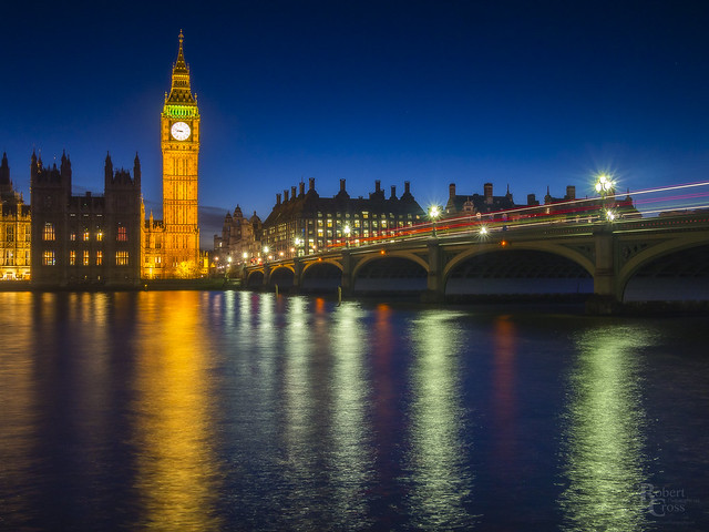 The Lights of Westminster
