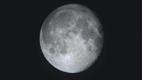 Moon Jan 4th 2018