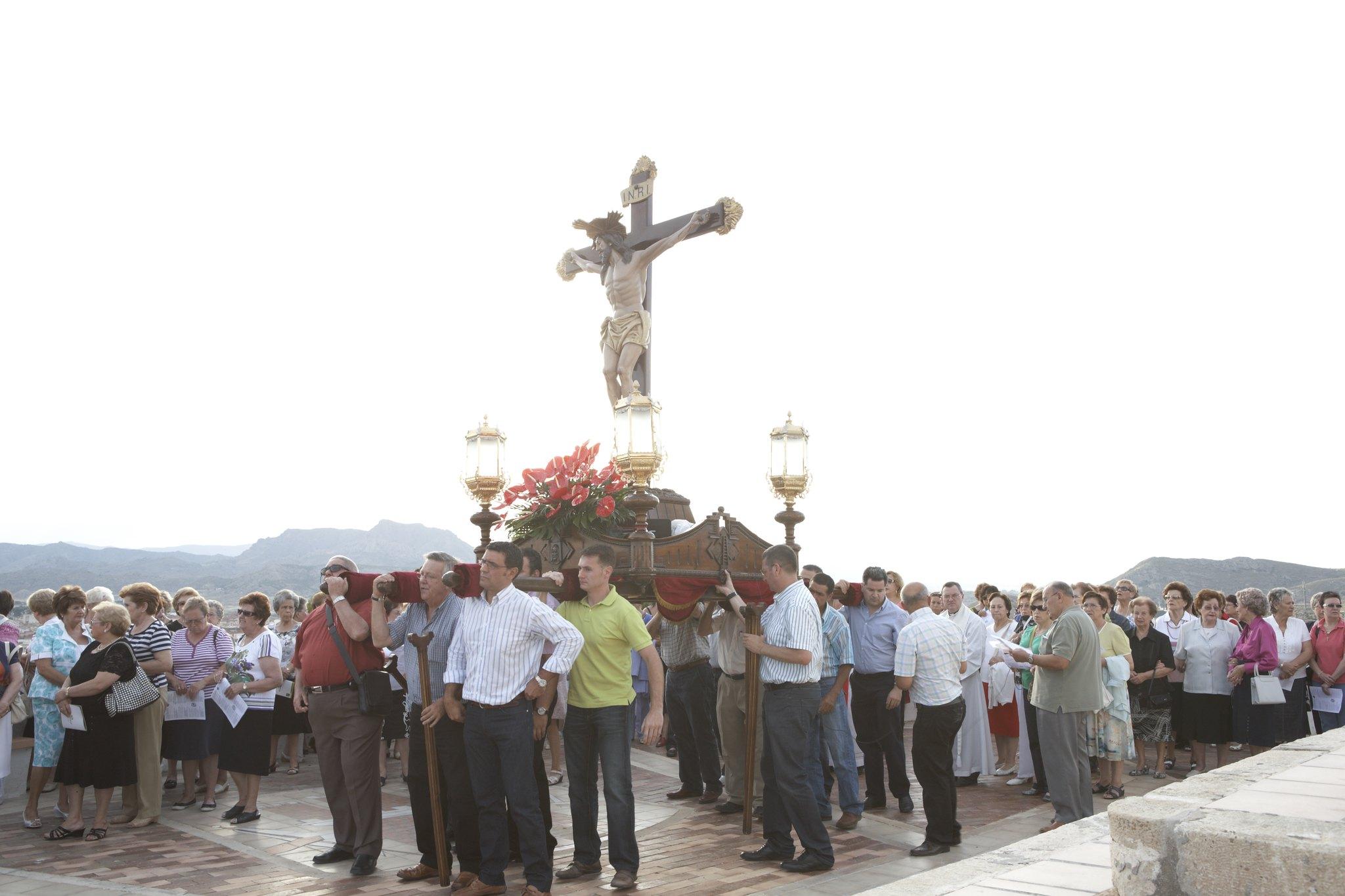 (2010-06-25) Vía Crucis de bajada - Heliodoro Corbí Sirvent (2)