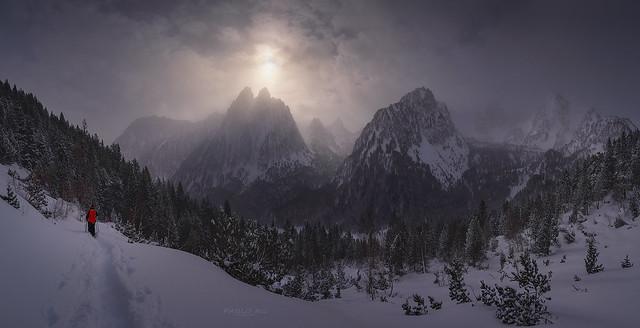 Els Encantats Pirineos