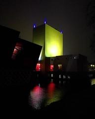 Groningen #nightshot #architecture