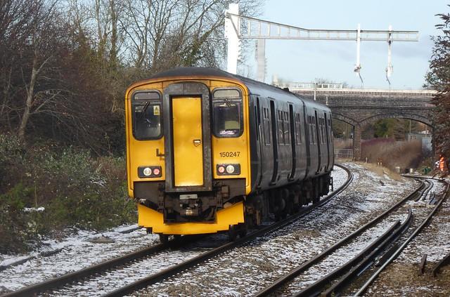 150247 Weston-super-Mare to Cardiff Central 2U10