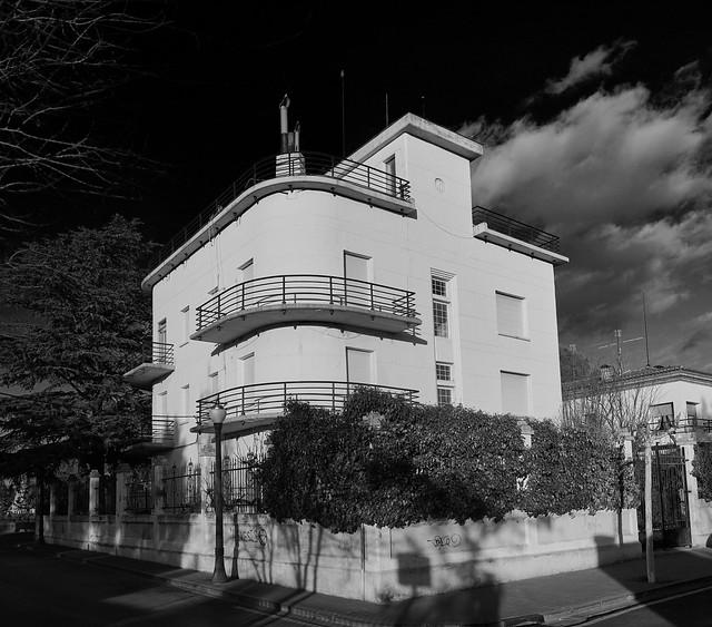 Casa barco. Teruel, 1934