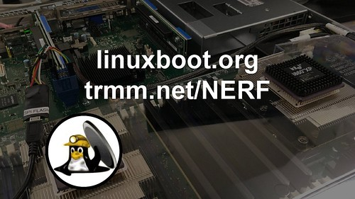 LinuxBoot at 34c3