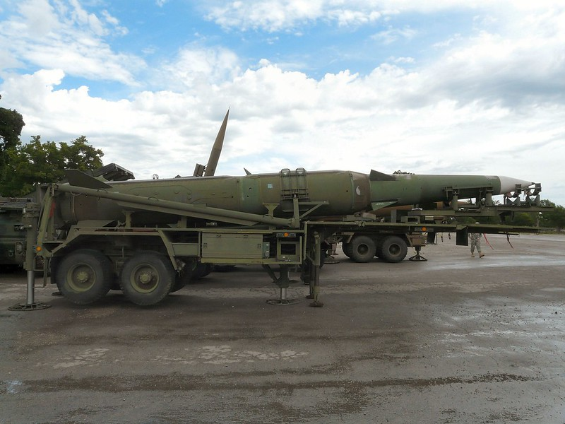 Pershing II Erector Launcher 1
