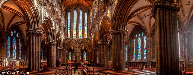 Glasgow Cathedral Glasgow Scotland UK-28
