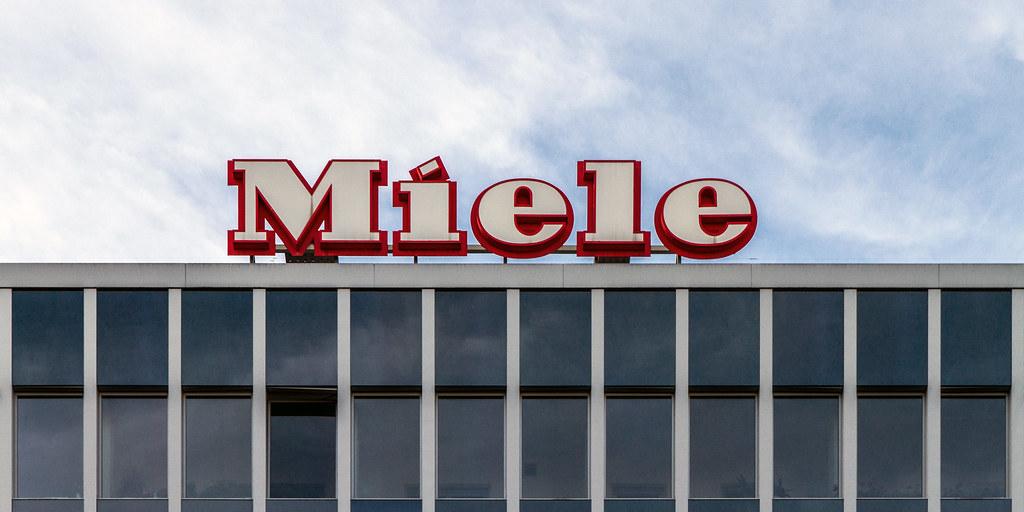 german brands * miele | bilderkombinat berlin | Flickr