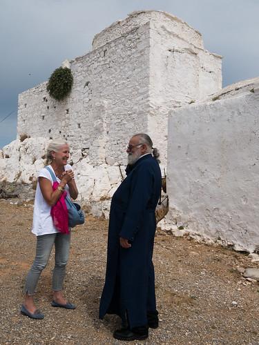 agiosgiorgisstovouno landscape landschap griekenland rotskapel island wittekapel greece agiosnikolaos eiland kythira eilandvanaphrodite nisi attika gr