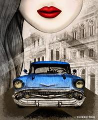 Havana Cuban Dreams, Art by Sherrie Thai of Shaireproductions.com