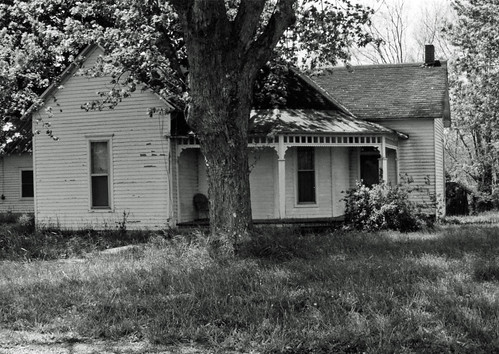 14379 Poor house manager's house | by Williamson County Historical Society