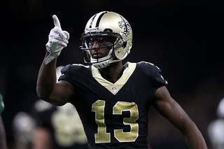 Saints WR Michael Thomas will be a problem for defenses in the NFL playoffs | by nazrulklgassam