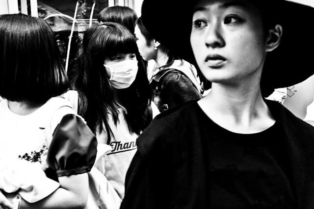 Harajuku Faces......