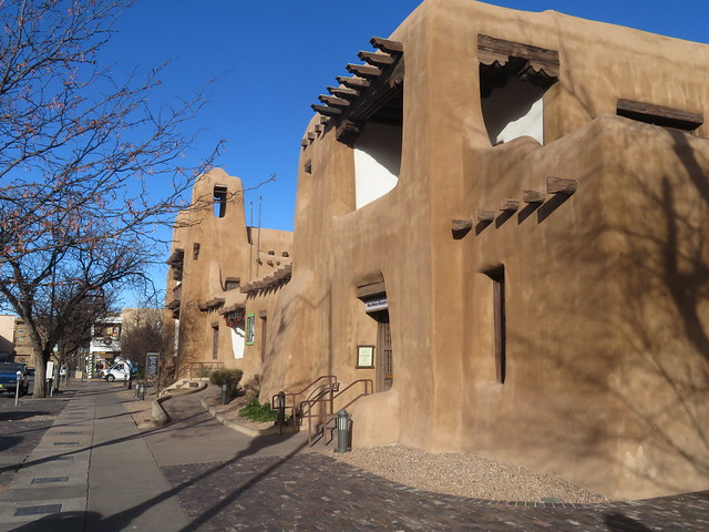 New Mexico Museum of Art, Santa Fe