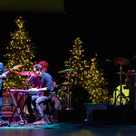 Fri, 15/12/2017 - 9:10am - WFUV Public Radio's 13th annual fundraiser, December 15, 2017 at the Beacon Theatre in New York City, with Aimee Mann, Randy Newman, Jeff Tweedy and Lo Moon. Photo by Gus Philippas.