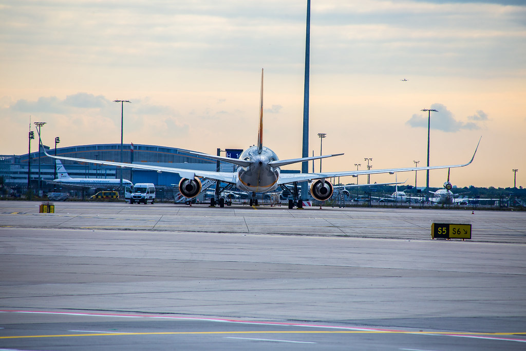 Frankfurt Flughafen Condor