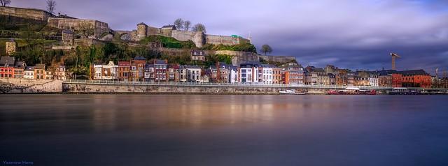 Panorama Namur