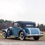 Packard Eight - Ano 1933
