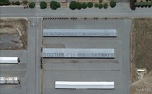 roof usa california banning googleearth aerial aerialaudience