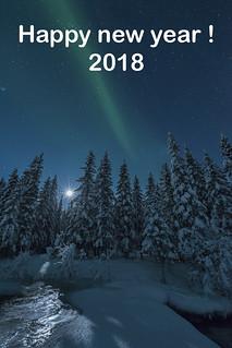 HAPPY NEW YEAR ! | by Ronny Årbekk - http://arcticphotography.no