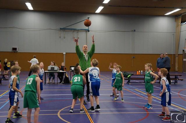 U10 toernooi Vriezenveen 6-1-2018