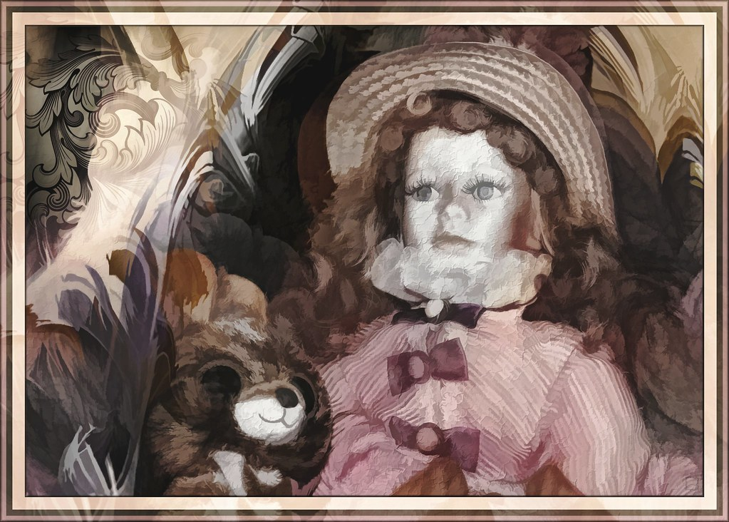 The Vintage Doll