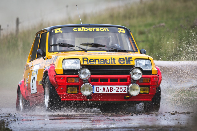 Renault 5 Alpine Group 2