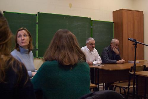 Дек 5 2017 - 15:18 - Анна Ямпольская, Стефано Ардуини и Джанфранко Лауретано