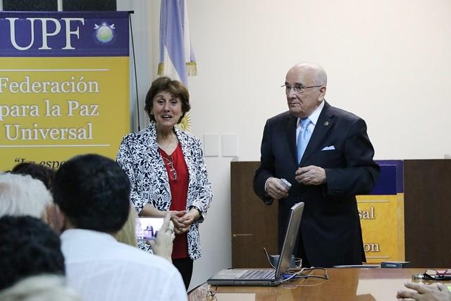 Argentina-2017-11-06-Ambassador for Peace Presents Peace Framework in Argentina