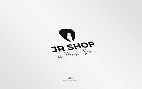 Logotipo JR Shop