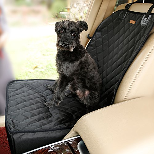 Cheap Lovely Baby Delux Quality Pet Dog SUV Hammock Multi-functional Car Seat Cover LY-Hammock001-black