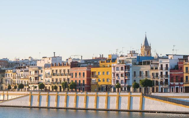 Houses in Sevilla