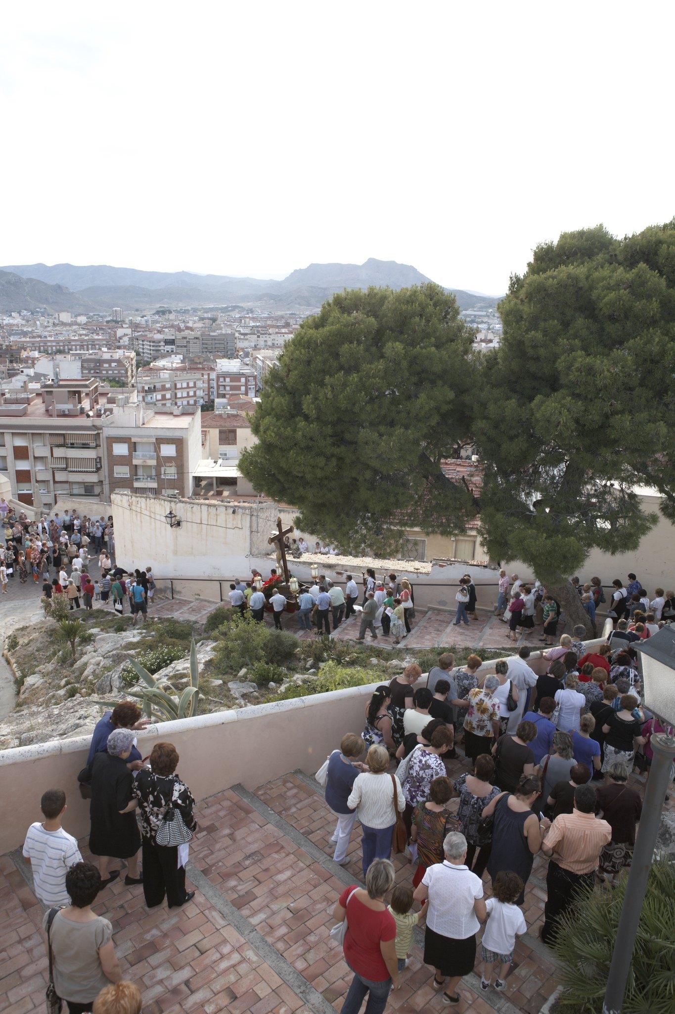 (2010-06-25) Vía Crucis de bajada - Heliodoro Corbí Sirvent (12)