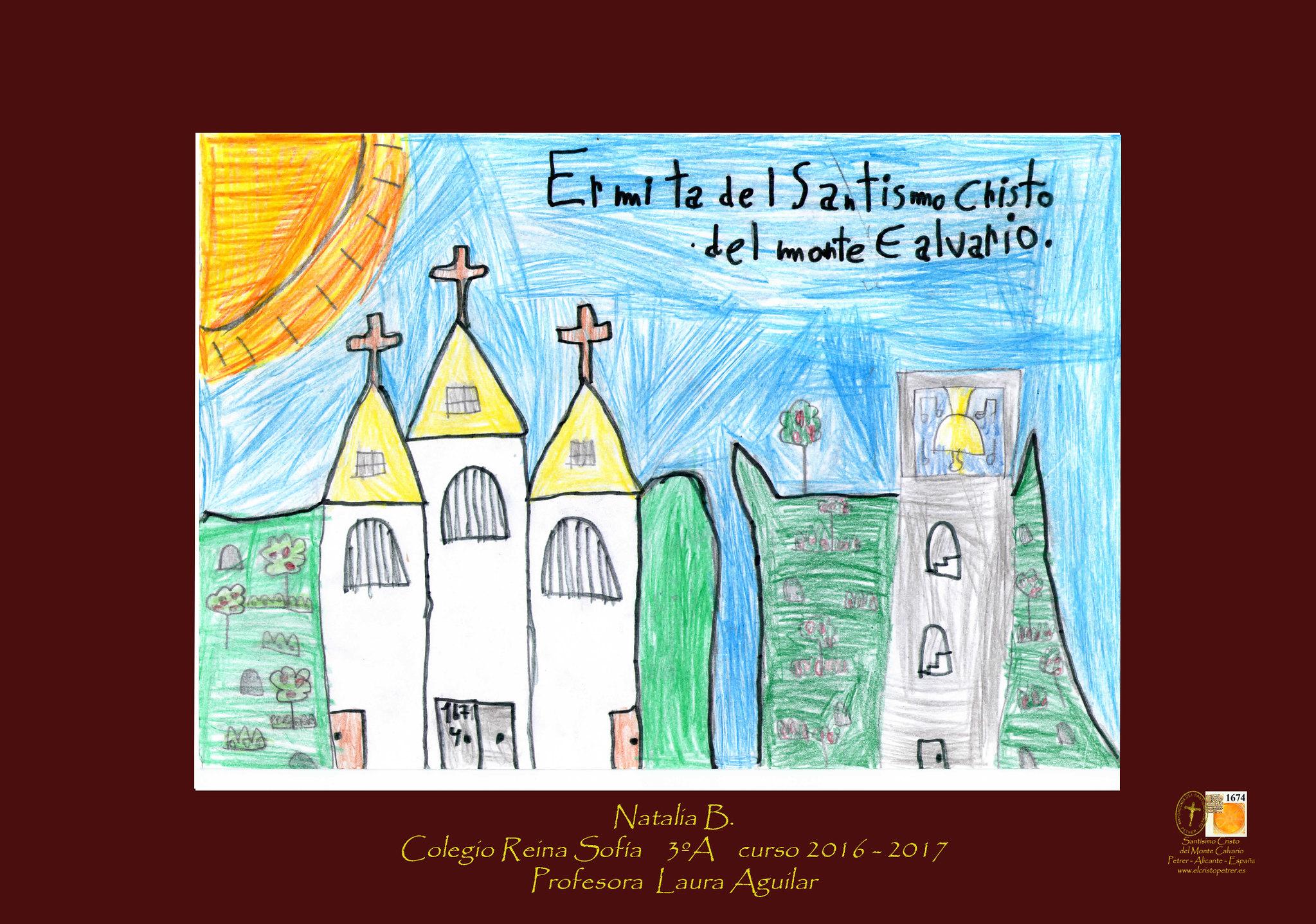 ElCristo - Actos - Exposicion Fotografica - (2017-12-01) - Reina sofía - 3ºA - Natalia B.