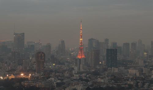 yebisu 東京 tokyo sunset 恵比寿 恵比寿ガーデンプレイス