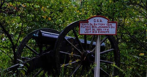 CSA One Gun Battery